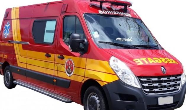 Prefeitura compra Unidade de Resgate para Corpo de Bombeiros.
