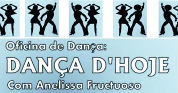 Abertas as inscrições para a Oficina Gratuita de Dança