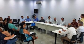 AMVAPA realiza reunião em Piraju