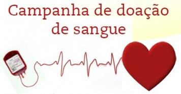 Departamento de Saúde convida população para doação de sangue
