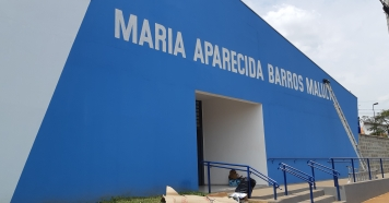 EMEI Profª Maria Aparecida Barros Maluly será inaugurada quinta, dia 04