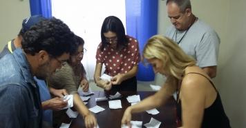 Eleitos Novos Membros da CIPA