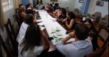 Reunião do Comitê de Prevenção e Enfrentamento do Coronavírus (Covid-19)