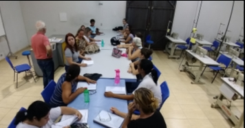Prefeitura inicia novas turmas para cursos do SENAI
