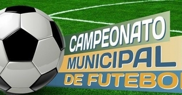 Campeonato Municipal de Futebol começa domingo, 9/12