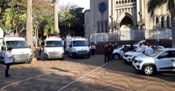 Prefeitura entrega mais 6 veículos para área da Saúde