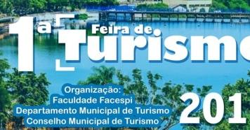 Primeira feira de Turismo de Piraju