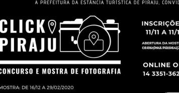 Concurso e mostra de fotografia