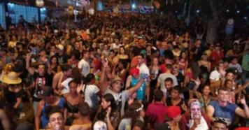 Praça de Alimentação do Carnaval 2020