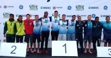 Piraju conquista 5º lugar por equipe no Campeonato Brasileiro de Canoagem Velocidade e Paracanoagem