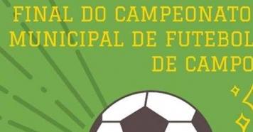 Devido à chuva, encerramento do Campeonato de Futebol foi transferido.