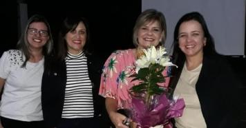Profissionais da Rede Municipal participam de palestra na Semana da Enfermagem