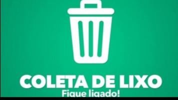 Coleta de resíduos no fim de ano