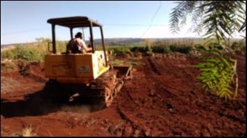 Prefeitura prepara terreno para abrigar nova indústria em Piraju