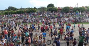 Festa das Crianças reúne milhares de pessoas em Piraju
