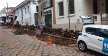 Rompimento de adutora prejudica fornecimento de água em bairros de Piraju